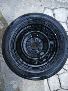 Rin Original Acero Para Llanta 205 60 R16 Barrenacion 5/114