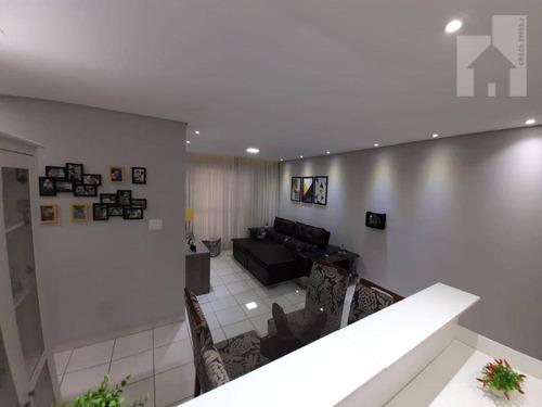 Imagem 1 de 17 de Apartamento Com 3 Dormitórios À Venda, 71 M² Por R$ 320.000,00 - Jardim Tamoio - Jundiaí/sp - Ap1811