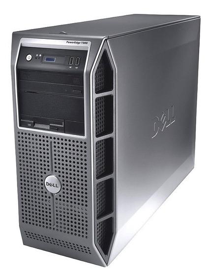 Servidor Dell T300 16gb 1tb Xeon Quad Core Poweredge Torre