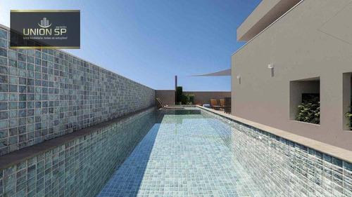 Imagem 1 de 9 de Studio Com 1 Dormitório À Venda, 25 M² Por R$ 241.580,00 - Jabaquara - São Paulo/sp - St1261