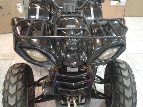 Cuatriciclo Parrillero X Screams Atv200 Con Malacate Liquido