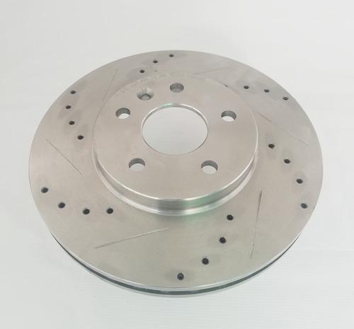 Disco De Freno Chevrolet Cruze Perforados Biselados Importad