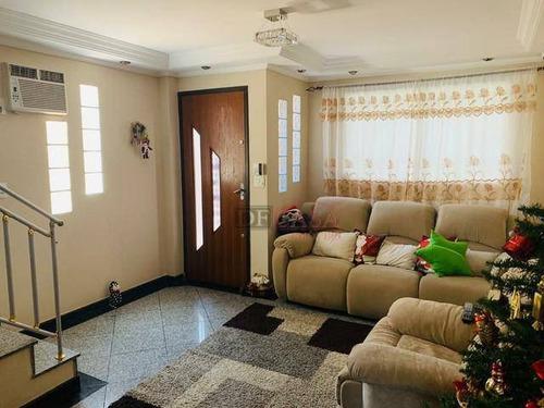 Imagem 1 de 23 de Sobrado Com 3 Dormitórios À Venda, 111 M² Por R$ 520.000,00 - Vila Matilde - São Paulo/sp - So3779