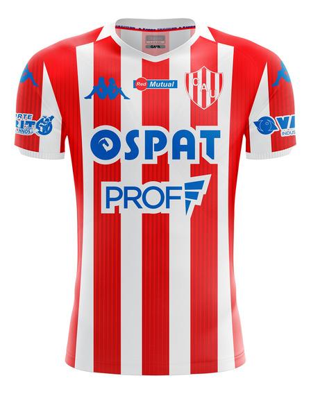 Camiseta Union Kombat Titular 2019 Regular Rojo Hombre Kappa