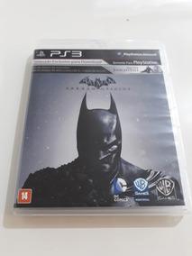 Batman Arkham Origins Ps3 Mídia Física