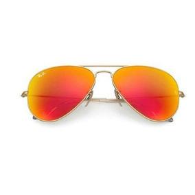 fa75162fc Óculos De Sol Rb3025l 112/4d Aviador L Laranja C N Fiscal