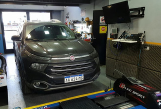 Chip Fiat Toro Turbo Diesel Silvio Sport