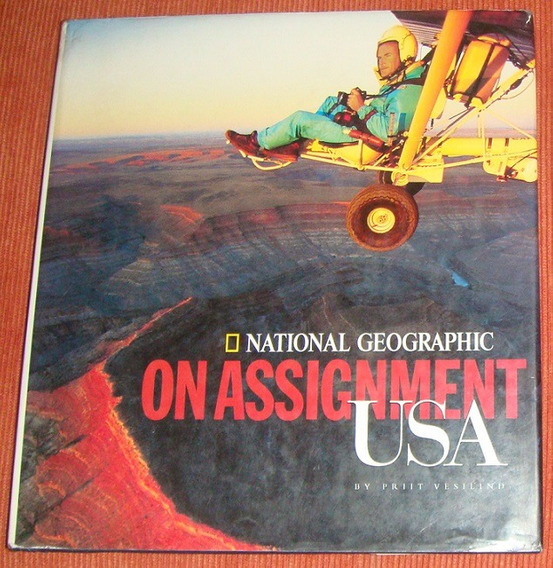 Livro National Geographic On Assignment Usa ( Inglês )