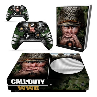 Skin Xbox One S +2 Adesivos Controle / Fazemos Personalizado