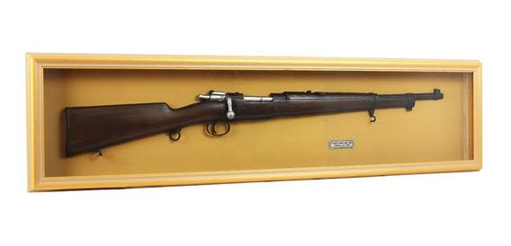 Quadro Decorativo Carbine Mauser Mod.1894 Cavalaria Cal.7x57
