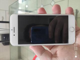 iPhone 7 128gb Prata Estado De Novo