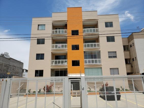 Apto Próximo Centro Taubaté 96m2, 3 Dorm, 2 Vagas, Sacada.