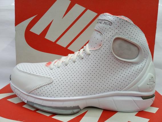 Tenis De Basquetbol Nike Air Zoom Huarache Kobe 2k4 Hot Lava