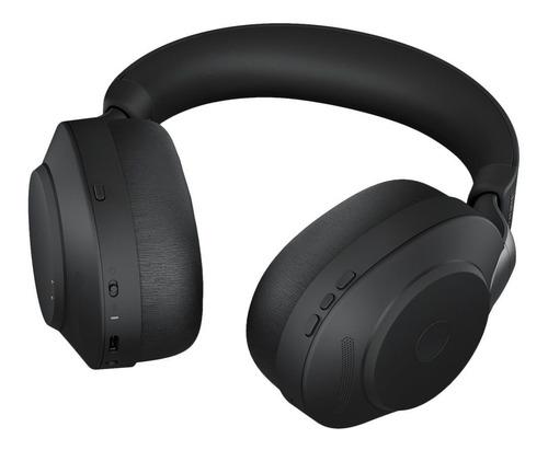 Headset Jabra Ev2 85a Duo Uc Nnegro Auricular