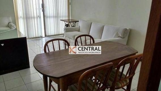 Apartamento Com 3 Dormitórios Para Alugar, 82 M² Por R$ 1.615,00/mês - Pituba - Salvador/ba - Ap1987