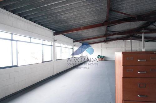 Imagem 1 de 14 de Galpão, 1000 M² - Venda Por R$ 4.000.000,00 Ou Aluguel Por R$ 12.000,00/mês - Palmeiras De São José - São José Dos Campos/sp - Ga0181