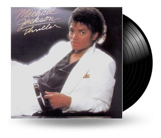 Michael Jackson - Thriller - Lp Nuevo Disponible