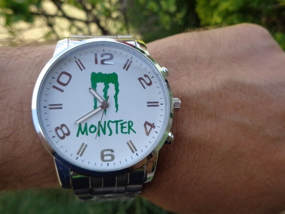 Relogio Monster Esportivo Mod: 02*