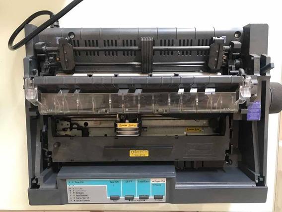 Impressora Epson Lx 300 Ii Preta S/ Tampa