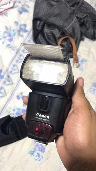 Flash Cânon Original 430ex Ii
