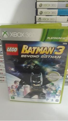 Lego Batman 3 Xbox 360 Original. Envio Rápido!!!