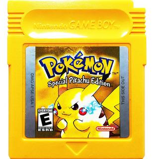 Pokemon Yellow - Nintendo Gb Gbc & Gba