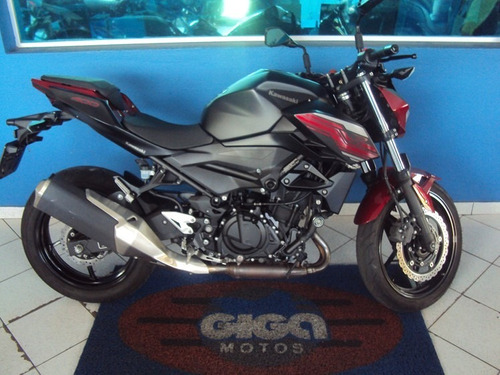 Imagem 1 de 6 de Kawasaki Ninja 400