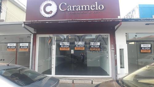 Imagem 1 de 6 de Venda De Comercial / Sala  Na Cidade De São Carlos 20662