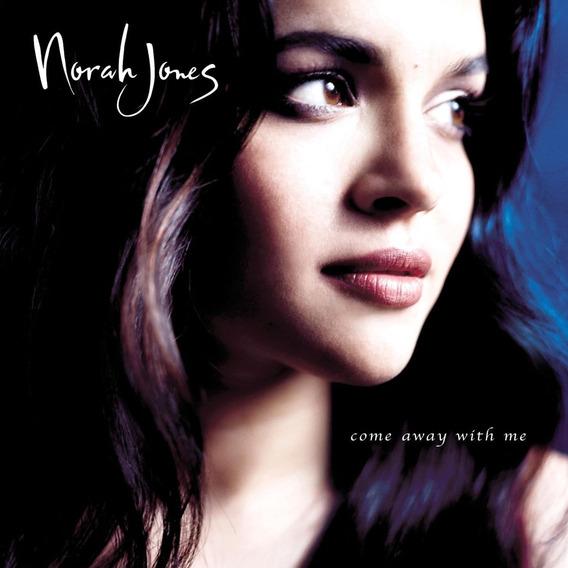 Norah Jones Come Away With Me Cd Nuevo Importado En Stock