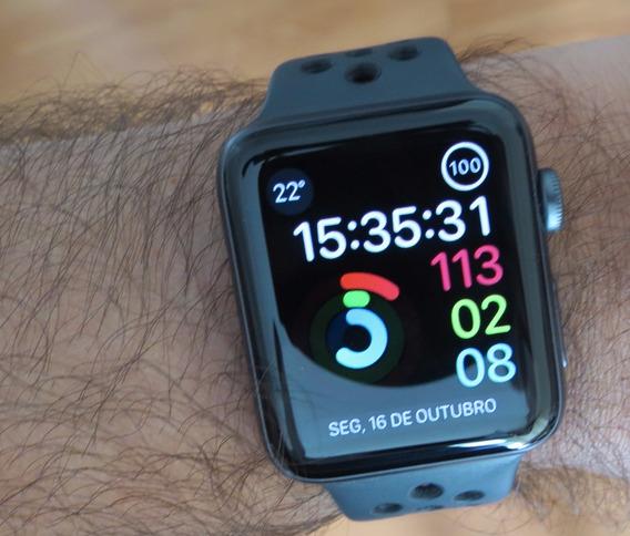 Apple Watch Nike+ 42mm Seminovo