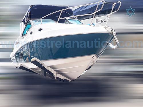 Lancha Focker 330 Gt Barco Iate N Azimut Ferretti Phantom