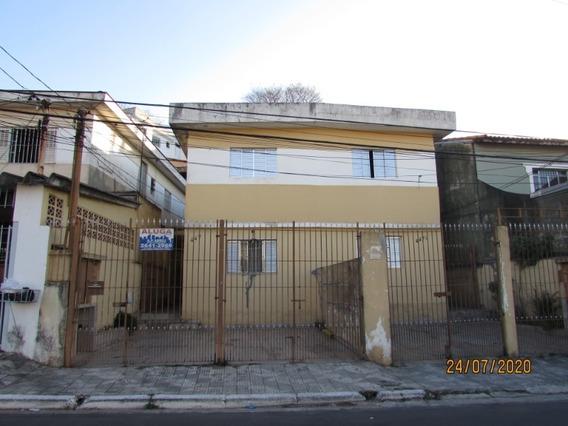 Casa Para Alugar No Cangaiba - Ca00057 - 33358920