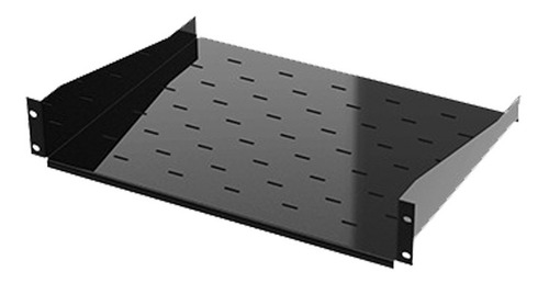 Imagen 1 de 1 de Charola Para Rack De 19 , 34 Cm De Profundidad, 1u Negro