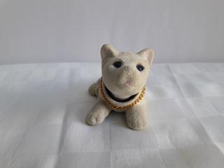 Muñeco Vintage Gato Que Mueve La Cabeza