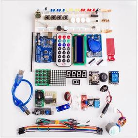 Kit Arduino Uno R3 Básico Iniciante