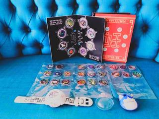 Álbum De Medallas Yo-kai. Watch Serie 1