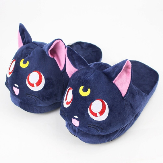 Pantuflas Sailor Moon - Importadas