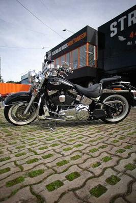 Harley-davidson Softail Deluxe 2012