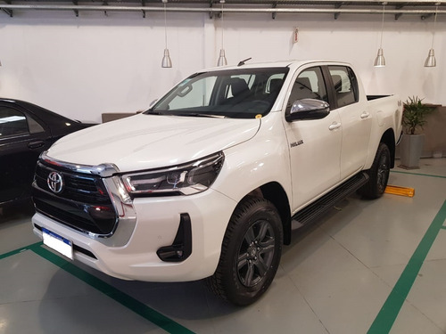 Toyota Hilux 2.8 Cd Srv 177cv 4x4 0km 2021