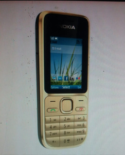Celular Nokia C2 01 Semi Novo /desbloqueado