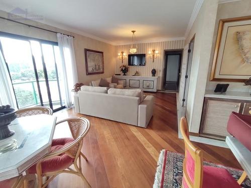 Imagem 1 de 26 de Apartamento Para Venda, 4 Dormitórios, Vila Clementino - São Paulo - 8102