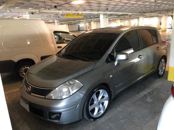 Nissan Tiida 1.8 Sl Aut. 5p Completo/novo