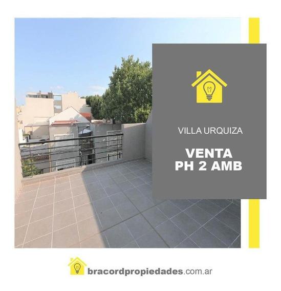 Ph 2 Ambientes . Terraza Propia- Tríplex ! Sin Expensas