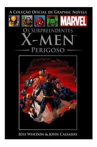 Os Surpreendentes X - Men Perigoso N° 37 Joss Whedon