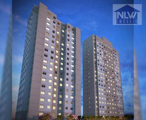 Apartamento Com 2 Dormitórios À Venda, 32 M² Por R$ 153.000,00 - Jardim Planalto - São Paulo/sp - Ap2515