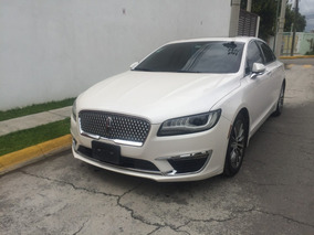 Lincoln Mkz Select 4 Cil Turbo 2.0t Asegurado Hasta 10/2019