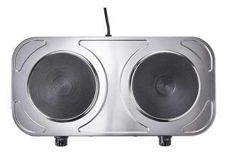 Fogão cooktop elétrico Agratto FM aço inoxidável 110V
