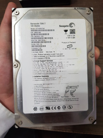 Hd Seagate Barracuda 120gb