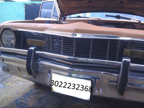 Dodge Dart Placa Venezolana Año 77 Perfectas Condiciones