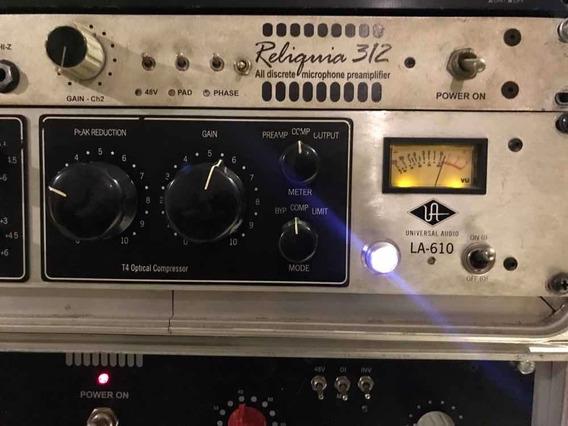 Pre Amplificador Universal Audio La-610